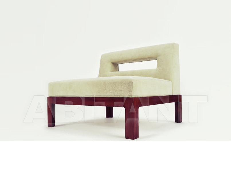 Купить Кресло D'argentat Paris Exworks NDOCHINE armchair without