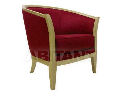 Купить Кресло D'argentat Paris Exworks SANTANA red