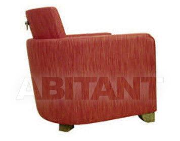 Купить Кресло D'argentat Paris Exworks TOULOUSE armchair red