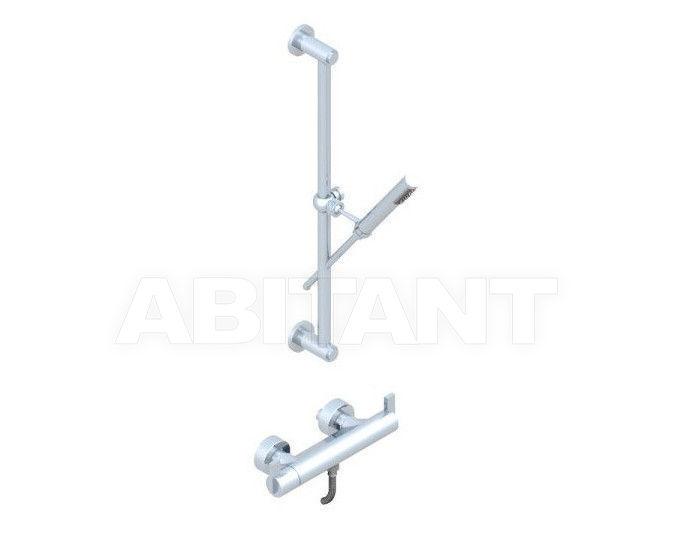 Купить Смеситель настенный THG Bathroom U2B.6528BB  Alberto Pinto with lever