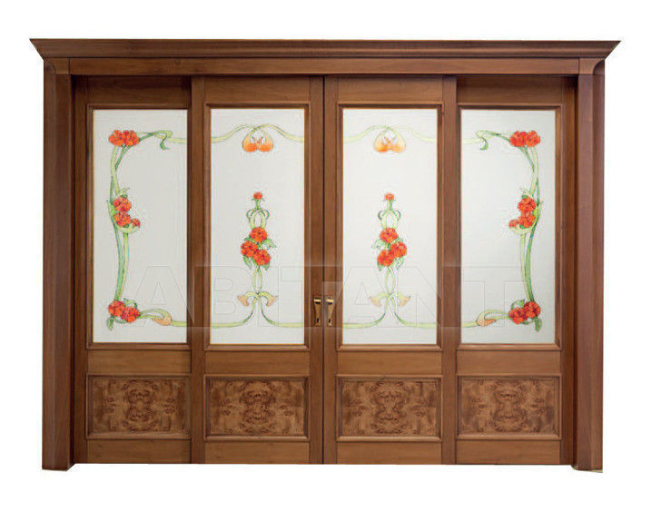 Купить Дверь деревянная Bosca Venezia Borgo HC 08 Decoro Venus