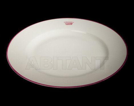 Купить Посуда декоративная Ines de Nicolay Crown Round platter Crown