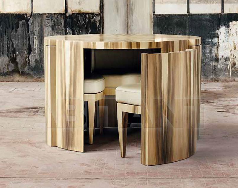 Купить Стол обеденный Atelier Mo.Ba. Blacky 01 Cylinder