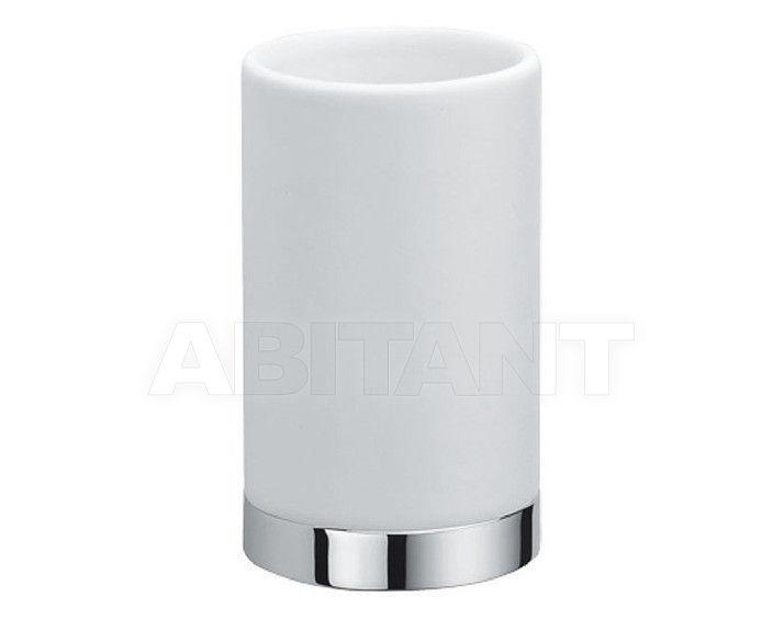 Купить Стакан для зубных щеток Colombo Design Nordic B5241 white ceramics