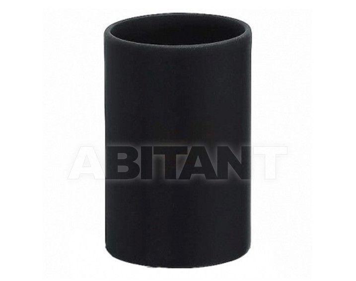 Купить Стакан для зубных щеток Colombo Design Nordic B5252 black ceramics