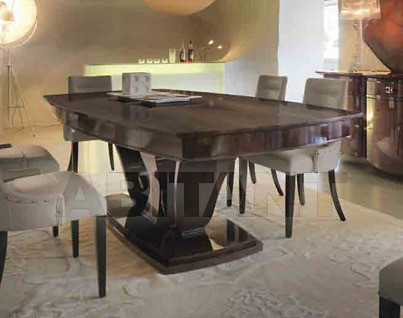 Купить Стол обеденный Carpanese Home Wood And White 3003
