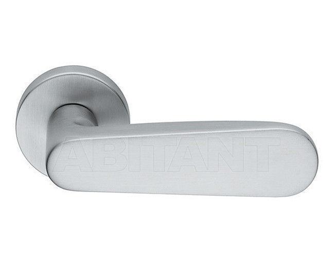 Купить Дверная ручка Valli&Valli Fusital H 371 chrome satin