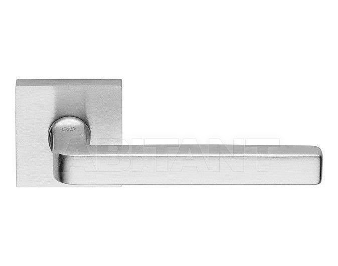 Купить Дверная ручка Valli&Valli Fusital H 361 chrome satin
