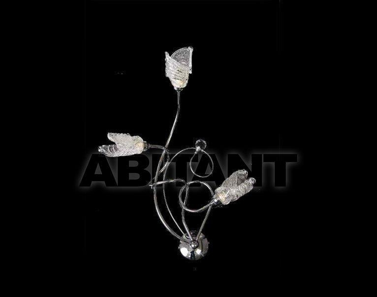 Купить Светильник настенный Artigiana Lampadari Allegato 2012 1097/3A
