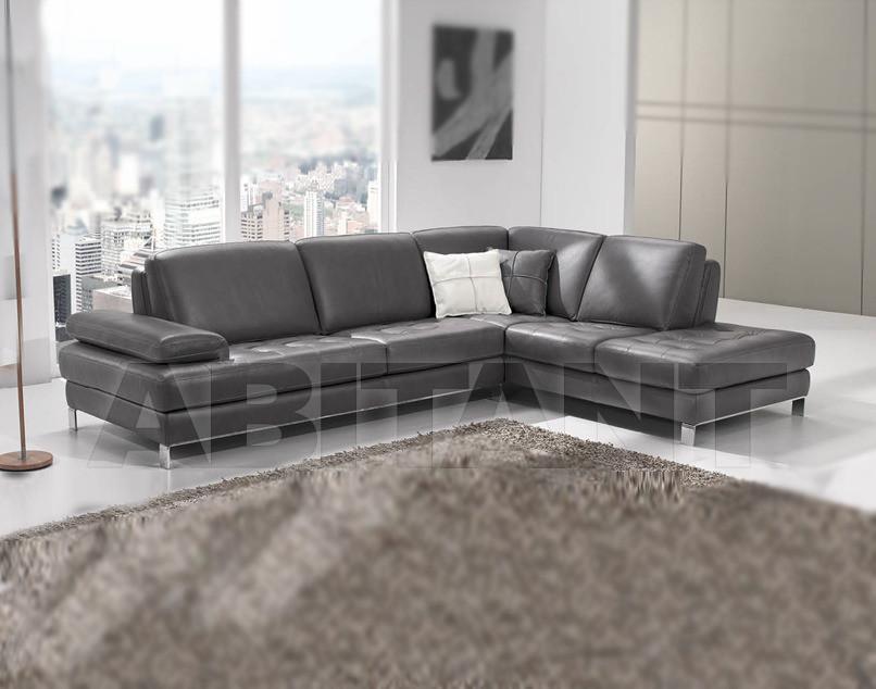 Купить Диван Divani Sofa Team Pelle MATRIX 3p angolo