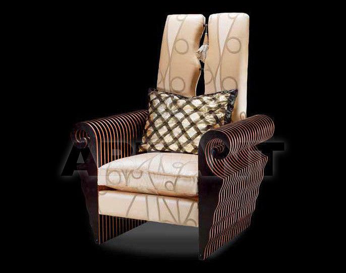 Купить Кресло Isacco Agostoni Contemporary 1282 ARMCHAIR