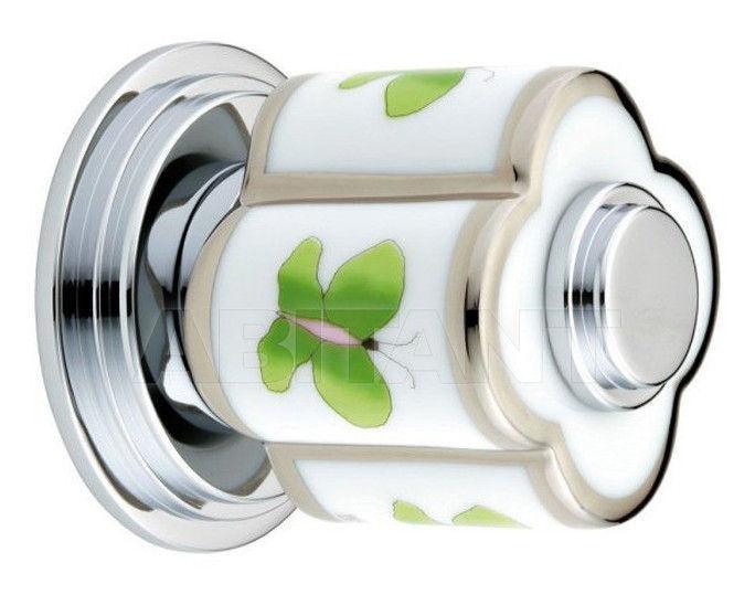 Купить Вентиль THG Bathroom A7E.30 Capucine vert décor Platine