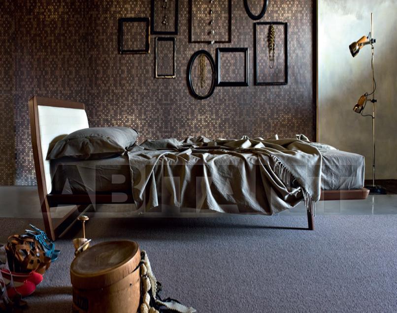 Купить Кровать Zanette Notte 76067