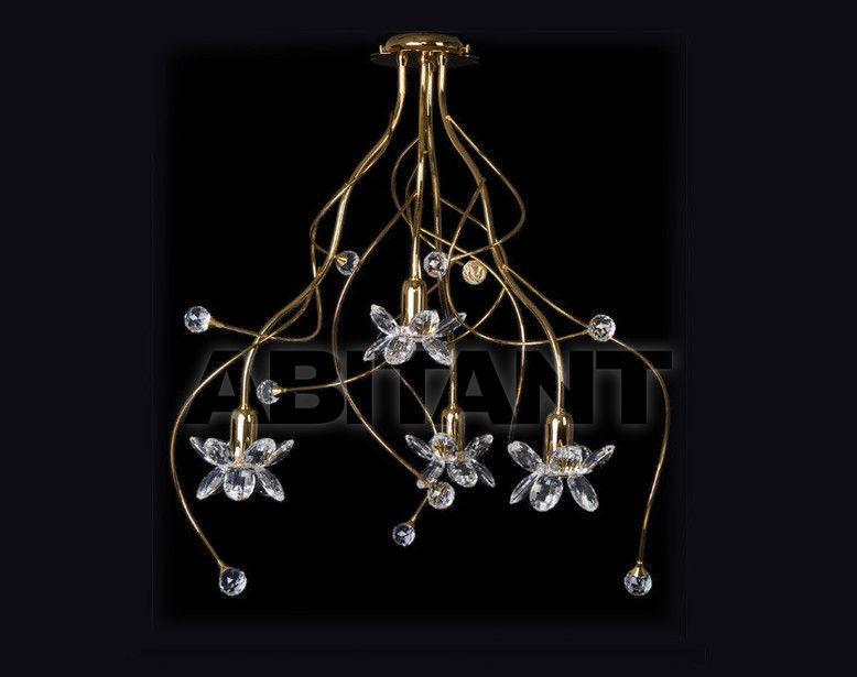 Купить Светильник Artigiana Lampadari Allegato 2012 1071/4 oro