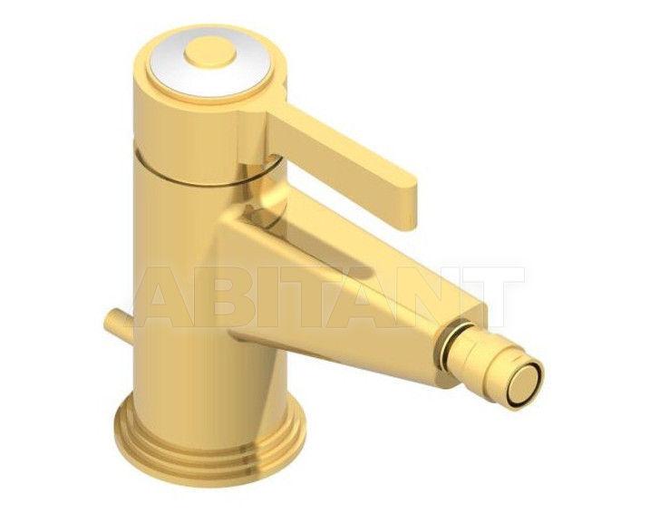 Купить Смеситель для биде THG Bathroom A7E.6504 Capucine vert décor Platine