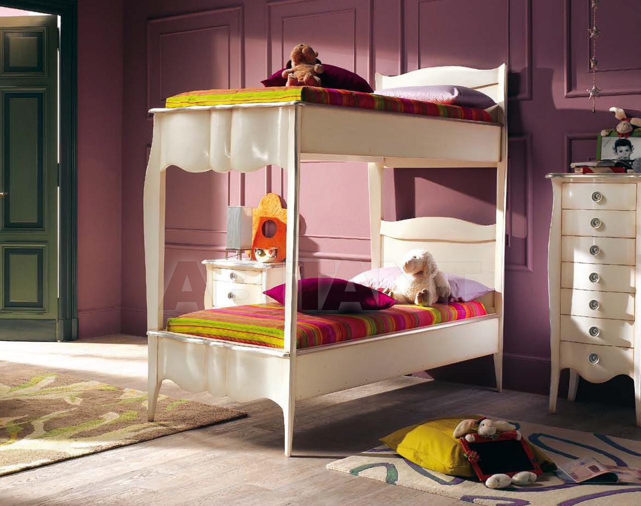 Купить Кровать детская Metamorfosi Charme 731/G