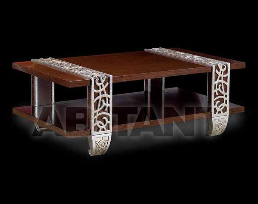 Купить Столик журнальный IMPERO Isacco Agostoni Contemporary 1272 RECTANGULAR TABLE