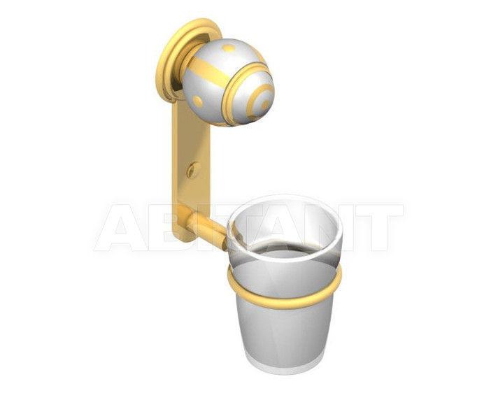 Купить Стаканодержатель THG Bathroom  A7A.536 Ithaque gold decor