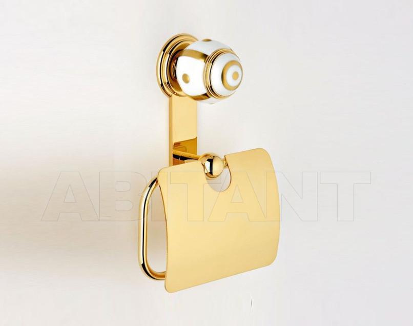 Купить Держатель для туалетной бумаги THG Bathroom A7A.538AC Ithaque gold decor