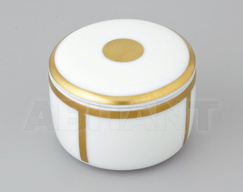 Купить Шкатулка THG Bathroom A7A.4616 Ithaque gold decor