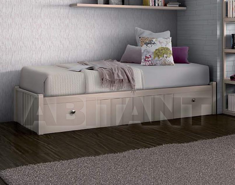 Купить Кровать Lineas Taller Natural Chic Catalogo NCNA90X190