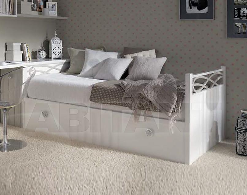 Купить Кровать Lineas Taller Natural Chic Catalogo NCNI90X190RI