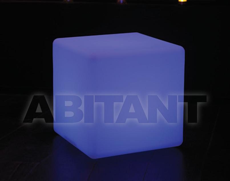Купить Лампа напольная Imagilights 2013 CUBE 40 blue