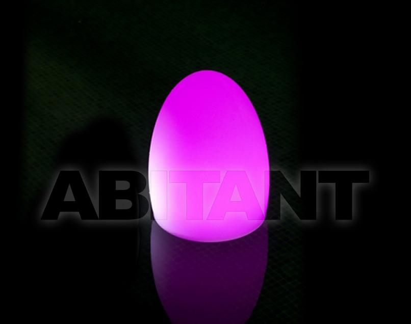 Купить Лампа настольная Imagilights 2013 EGG SMALL purple