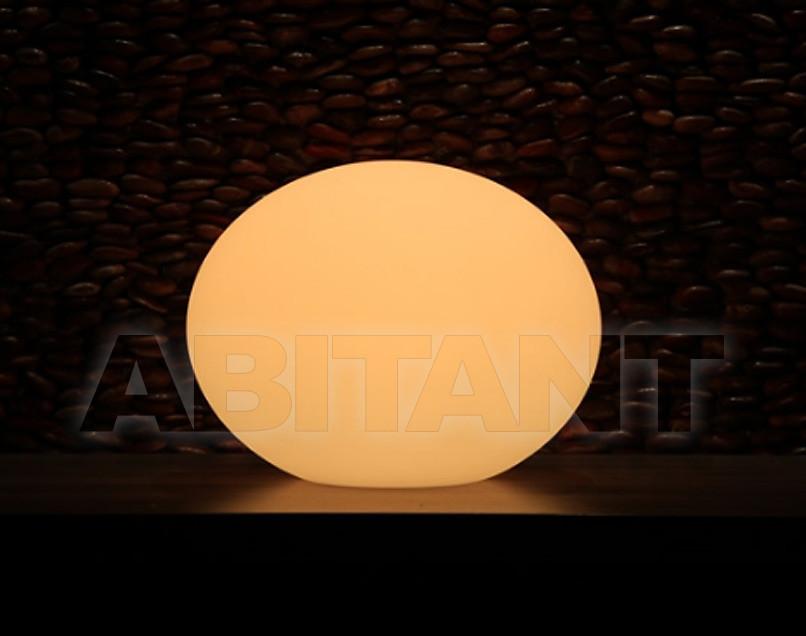 Купить Лампа настольная Imagilights 2013 FLAT BALL yellow