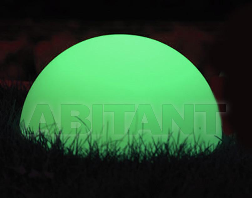 Купить Лампа напольная Imagilights 2013 HALF BALL 50 green