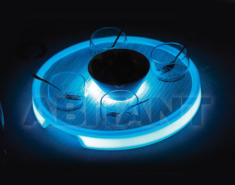 Купить Поднос Imagilights 2013 TRON ROUND blue