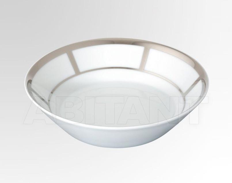 Купить Посуда декоративная THG Bathroom A7B.4615 Ithaque platinum decor
