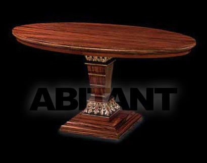 Купить Столик кофейный ALTHEA Isacco Agostoni Contemporary 1094 OVAL CENTRAL TABLE