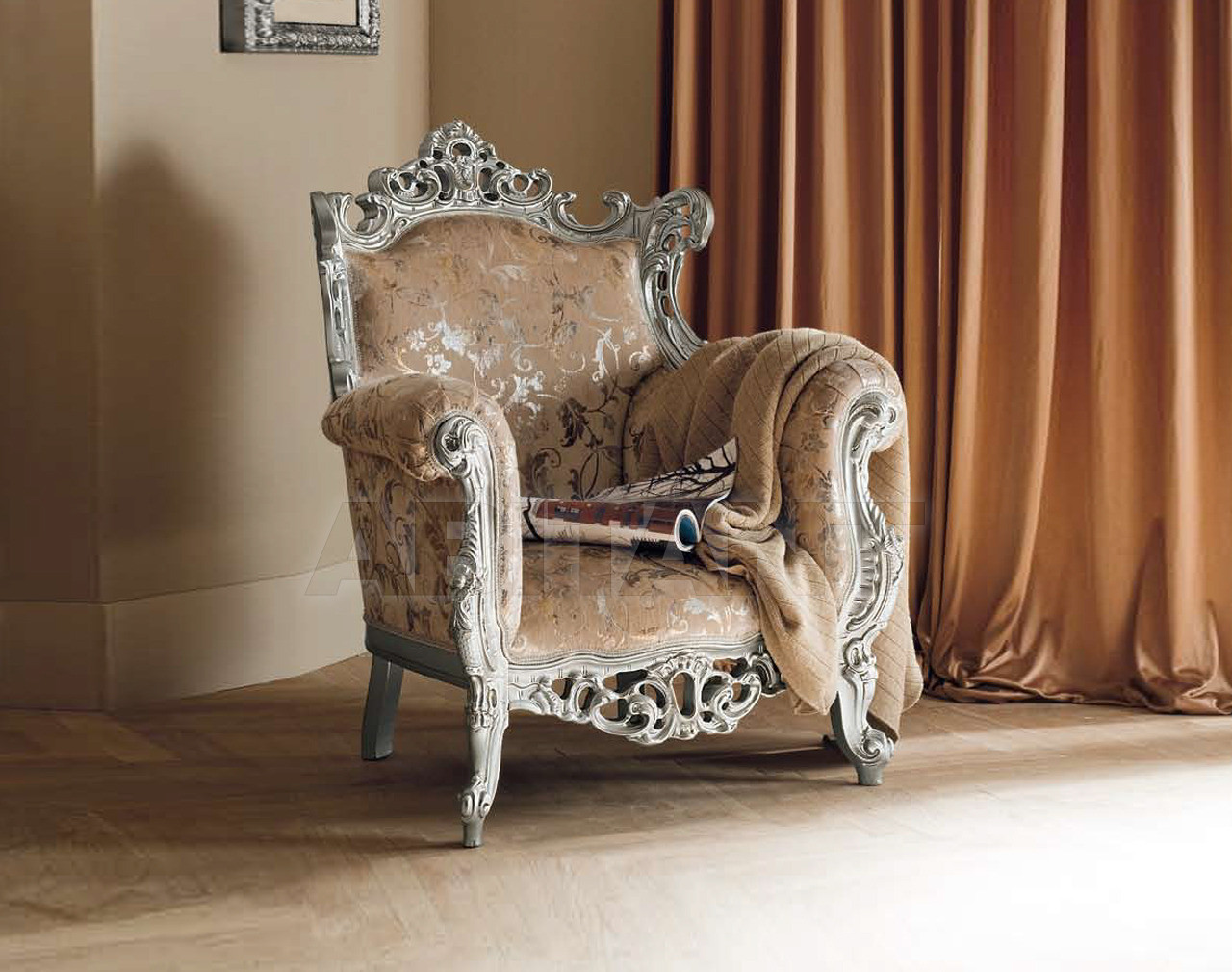 Купить Кресло Metamorfosi Exclusive E14