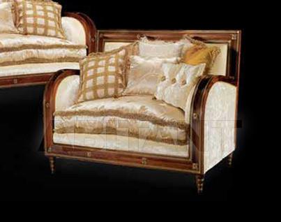 Купить Кресло RIGACURVA Isacco Agostoni Contemporary 1267 ARMCHAIR