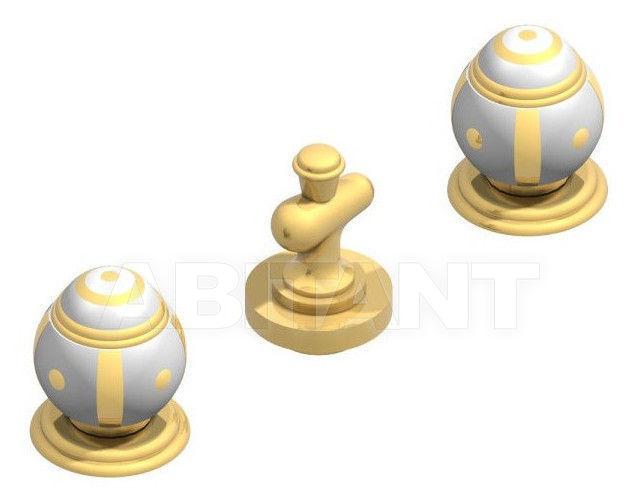 Купить Смеситель для биде THG Bathroom A7A.207 Ithaque gold decor