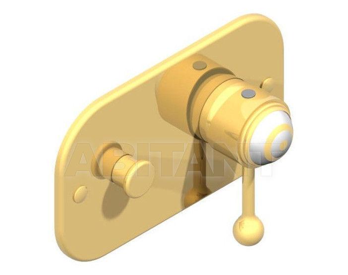 Купить Встраиваемые смесители THG Bathroom A7A.6550 Ithaque gold decor