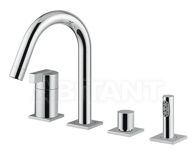 Купить Смеситель для ванны M&Z Rubinetterie spa Kimera KMR03100