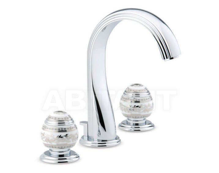 Купить Смеситель для раковины THG Bathroom A7G.151M Marquise platinum decor
