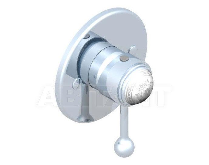 Купить Встраиваемые смесители THG Bathroom A7G.6540 Marquise platinum decor