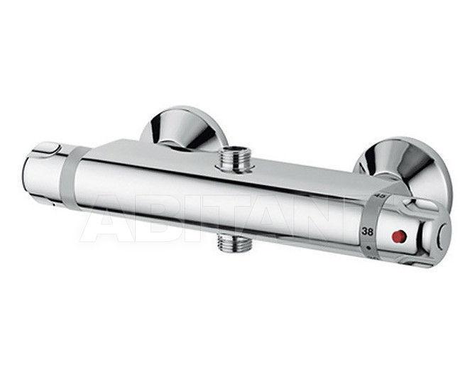 Купить Смеситель термостатический M&Z Rubinetterie spa Miscelatore Doccia AQU26705