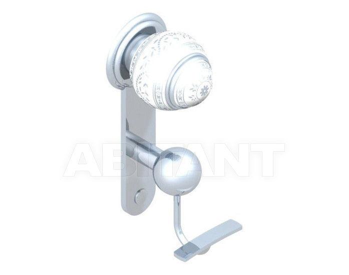 Купить Крючок THG Bathroom A7G.510 Marquise platinum decor