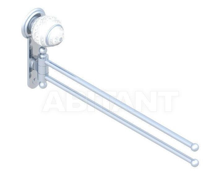 Купить Держатель для полотенец THG Bathroom A7G.522 Marquise platinum decor