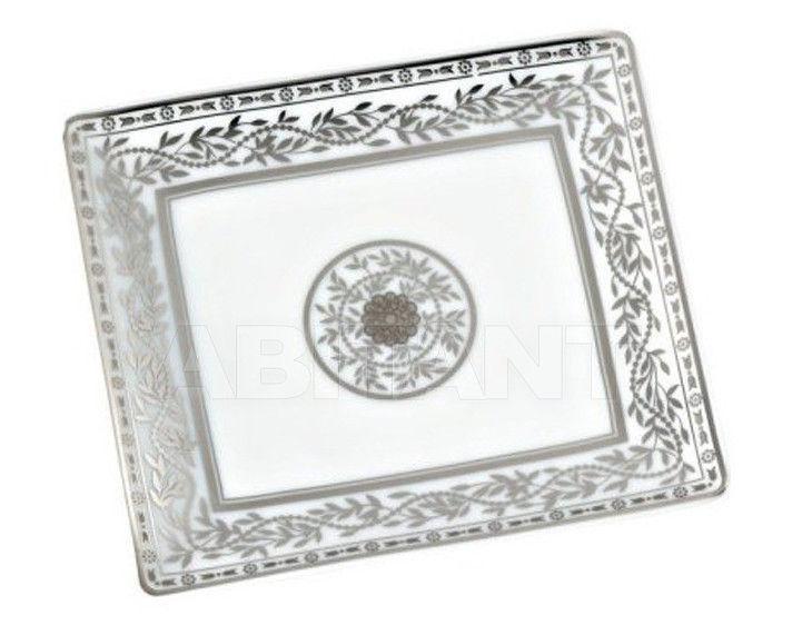 Купить Посуда декоративная THG Bathroom A7G.4612 Marquise platinum decor