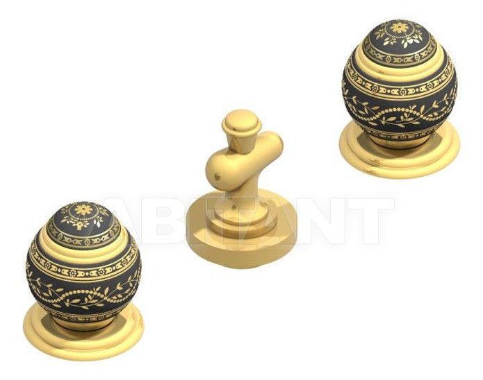 Купить Смеситель для биде THG Bathroom  A7F.207 Marquise gold decor