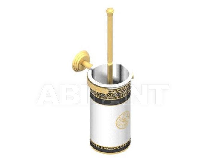 Купить Щетка для туалета THG Bathroom A7F.4720B Marquise platinum decor