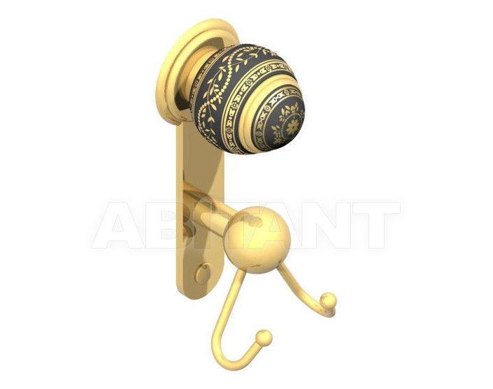 Купить Крючок THG Bathroom A7F.512 Marquise platinum decor