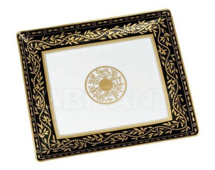 Купить Посуда декоративная THG Bathroom A7F.4612 Marquise gold decor