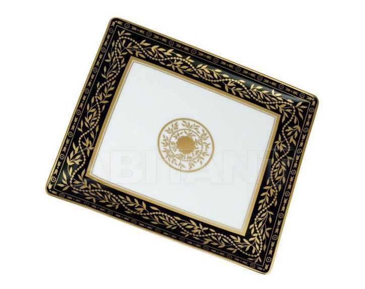 Купить Посуда декоративная THG Bathroom A7F.4614 Marquise gold decor