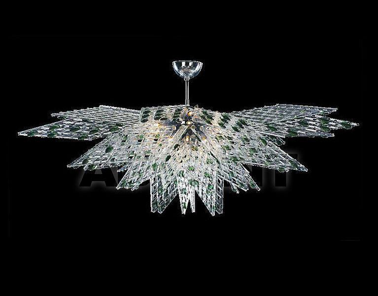 Купить Люстра ASTRA FLUSH Iris Cristal Contemporary 650185